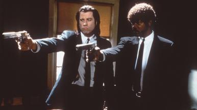 Najlepsze sceny z filmów Tarantino
