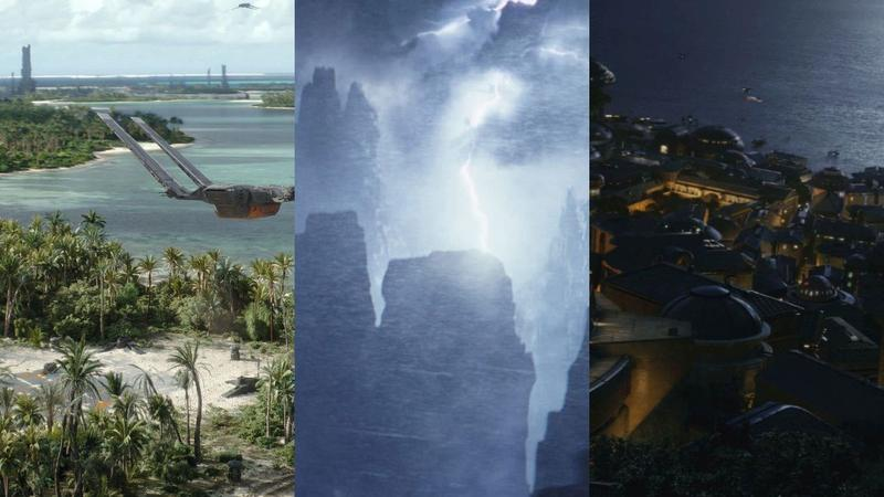 """Ranking: Planety z """"Gwiezdnych wojen"""" w sam raz na wakacje!"""